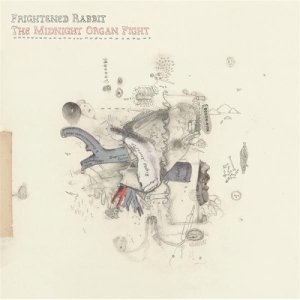 Frightened Rabbit the midnight organ fight review scottish band indie music